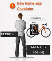 Bike size calculator