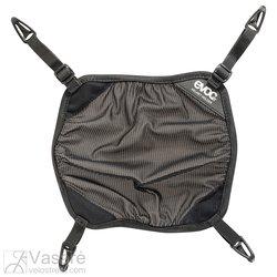 Backpack's EVOC Helmet holder // black