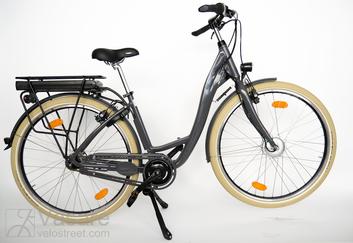 "Dviratis 28""Da-Al-EBK R45 7NY U DEEP ALLO RESTO E-Bike~ shale grey"