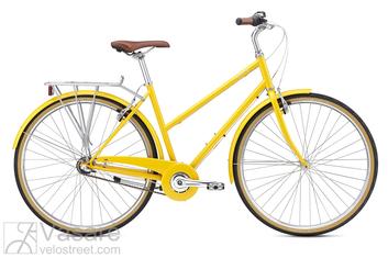 Dviratis Breezer Downtown 3 ST Gloss Yellow