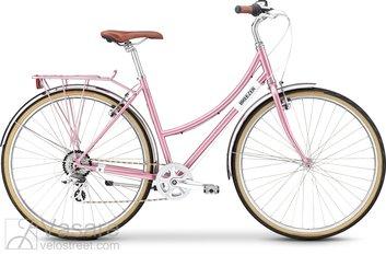 Dviratis Breezer DOWNTOWN EX ST Light Pink