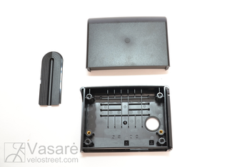 El. dviračio dalis Controller case Blk Plast Samsung SDI