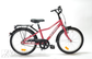"Bicycle 20""Kn-Al-ATB R30 RBN U Curve Frozen-red"