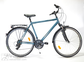 "Bicycle 28""He-St-TRK R55 T21 F HERREN Dark-teal"