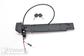 Baterijos Laikiklis Bty sliding plate w/lock Blk Plast for Max Drive