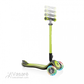 scooter Globber Elite Lights Deluxe (Lime green)
