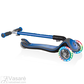 scooter Globber Elite Lights Deluxe (Dark blue)