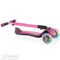 scooter Globber Elite Lights Deluxe (Pink)