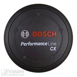 Variklio dangtelis Performance Line CX, juodas