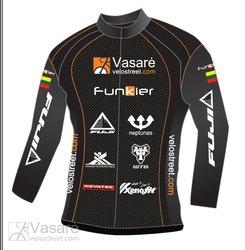 "Men's jacket ""Velostreet-Fuji team"""
