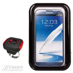 Klickfix mobilaus telefono Samsung Galaxy S3 laikiklis