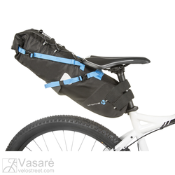 "Seatpack M-WAVE, ""Rough Ride Saddle L"""