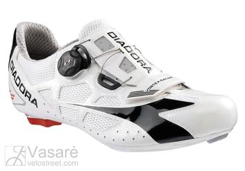 Batai ROAD Diadora VORTEX Racer balta/juoda