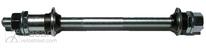Ašelė galinė 2319A 3/8'' x 175 mm, su konusais