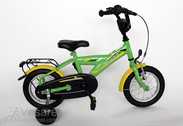 "Bicycle 12""Kn-St-KID R22 RBN U BANANA KIDS vibran"