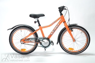 "Bicycle 20""Kn-Al-ATB R30 3NX U Curve Marigold-orange"