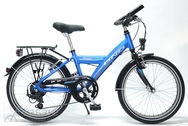 "Bicycle 20""Kn-Al-ATB R30 T07 U BANANA POWERKID Ac"