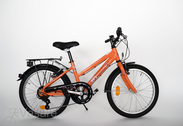 "Bicycle 20""Ma-Al-ATB R30 T07 U TRAPEZ marigold-orange"