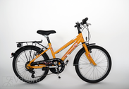 "Bicycle 20""Ma-Al-ATB R30 T07 U TRAPEZ Narcisse-yelow"
