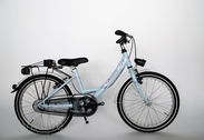 "Bicycle 20""Ma-St-ATB R30 RBN U WAVE FRESH angel-blue"