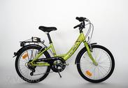 "Fahrrad 20"" Ma-St-ATB R30 T07 U MONO Lime-green"