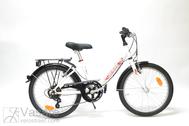 """Bicycle 20"""" Ma-St-ATB R30 T07 U MONO Polar-white"""