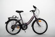 "Fahrrad 20"" Ma-St-ATB R30 T07 U MONO Purple-jam"
