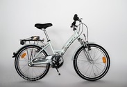"Bicycle 20""Mä-St-ATB R30 3NX F SUN Ice-mint"