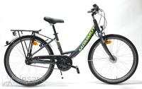Bicycle 24''Ma-Al-ATB R36 7NY U MONO ELLI STREET%
