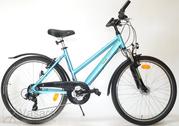 "Bicycle 26""Da-Al-ATB R44 T21 F TRAPEZ Caribbean-"