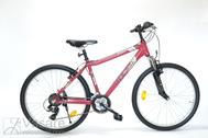 """Bicycle 26"""" Da-Al-MTB R43 T21 F TRAPEZ Frozen-red"""