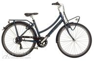 "Bicycle 26""Da-Al-TRK R44 T07 U BADGE PALERMO Blu"