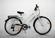 "Bicycle 26""Da-St-ATB R44 T21 U TRAPEZ Ice-mint"