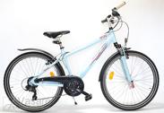 """велосипед 26""""He-Al-DRT R42 T21 F DIRT-E Angel-blue"""