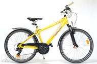 """велосипед 26""""He-Al-DRT R42 T21 F DIRT-E True yellow"""