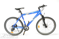"велосипед 26"" He-Al-MTB R48 T21 F HERREN Active-blue"