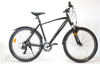"Bicycle 27""He-Al-MTB R53 T21 F SPORTYM  Arrant-bl"