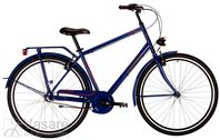 Bicycle 28 Avenue Man I-3 blue orange