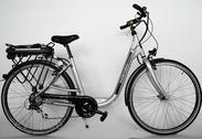 """Bicycle 28""""Da-Al-EBK R48 C08 U DIVA-E CROSSWAVE CLA36 ~cloudsilver"""