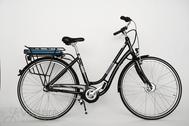 "Dviratis 28""Da-Al-EBK R50 3NX U TOUREN E-Bike Arrant-Black"