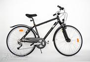 "Bicycle 28""He-Al-CRS R48 C27 F HERR-CI Arrant-black"