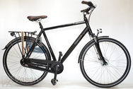 "Bicycle 28"" He-Al-CTY R57 8RB F HERREN  SALERNO NL Arrant-black"