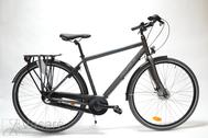 "Bicycle 28"" He-Al-CTY R58 3RB U HERR-NS LUCCA NL ~Iron-black MATT"
