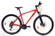 Bicycle 29er NKD AL-MTB-F48 24 ALTUS MTB Red Matt