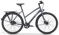 Fahrrad Breezer Beltway 8+ ST Satin Gray