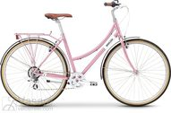 Bicycle Breezer DOWNTOWN EX ST Light Pink