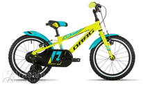 Bicycle Drag Alpha 16  blue neon green