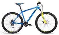 Bicycle Drag ZX PRO 27,5 blue neon