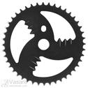 BMX chain ring, 44 teeth