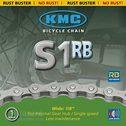 Grandinė KMC S-1 RB (Z-410RB) 1/2x1/8 112 narelių